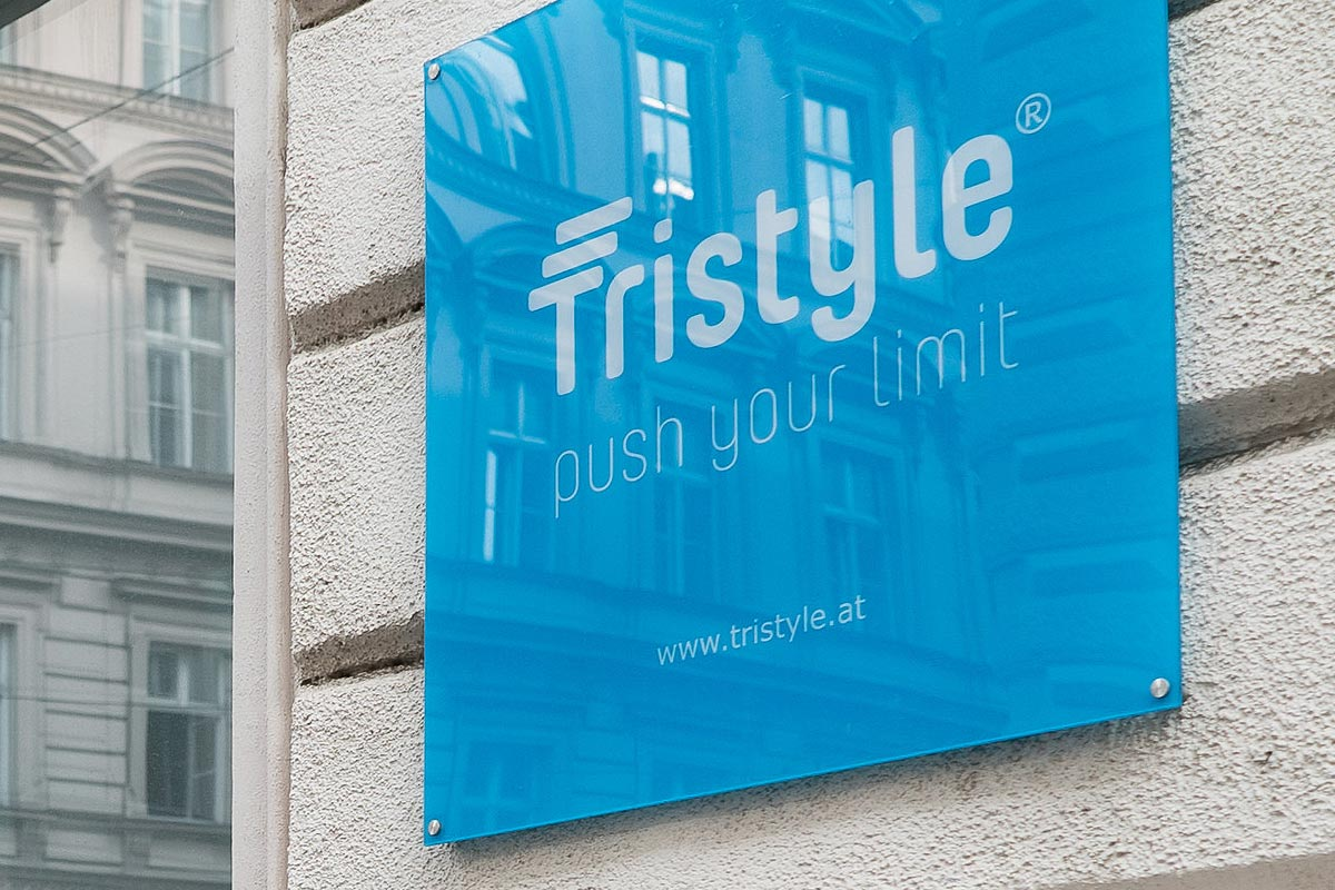 Branding für Fa. Tristyle I gographics – Grafikbüro für Branding. Print. Web.