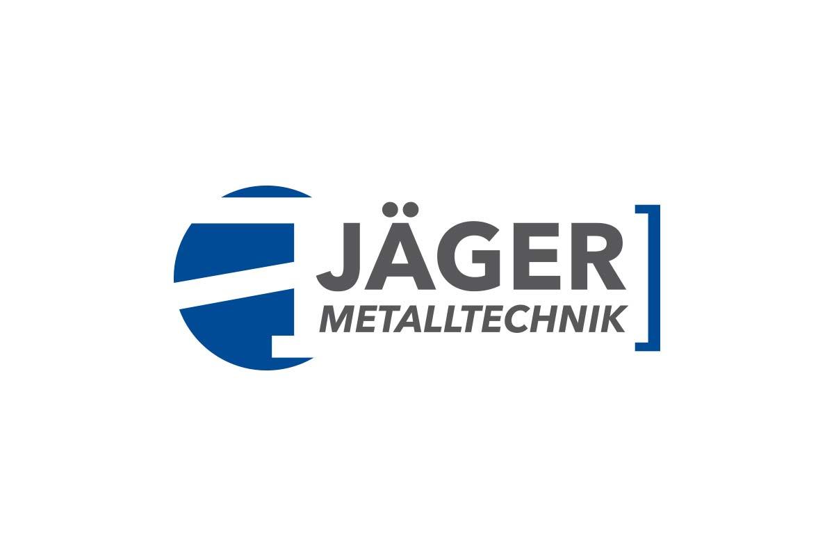 Logo-Redesign für Jäger Metalltechnik I gographics