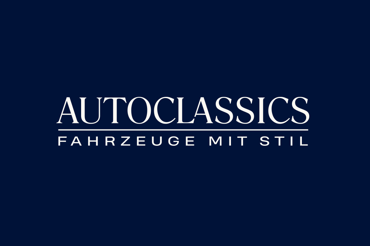 Logo für Autoclassics I gographics